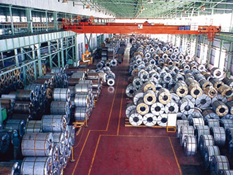 CHANG FU STAINLESS STEEL CENTER (SUZHOU) CO.,LTD.